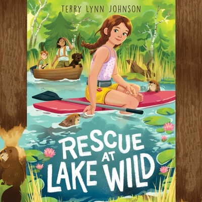 Rescue at Lake Wild Cover Image