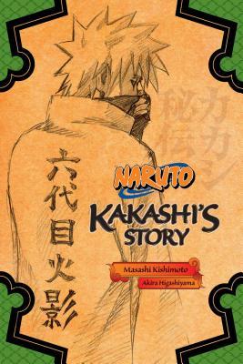 Naruto: Kakashi's Story--Lightning in the Frozen Sky (Naruto Novels) Cover Image
