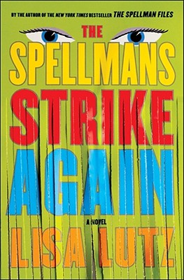 The Spellmans Strike Again Cover Image