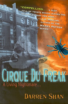 Cirque Du Freak #1 Cover