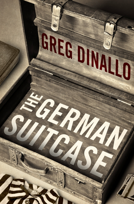 The German Suitcase Cover Image