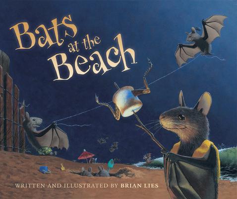 Bats at the Beach (A Bat Book) Cover Image