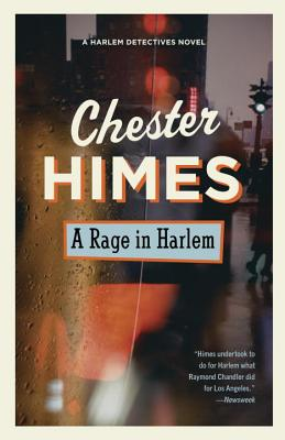 A Rage in Harlem (Harlem Detectives Series #1) Cover Image