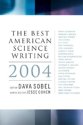The Best American Science Writing 2004 Cover