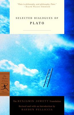 Selected Dialogues of Plato Cover