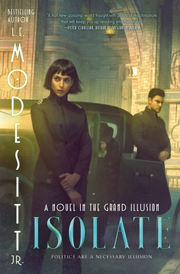 Isolate (The Grand Illusion #1) Cover Image