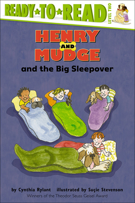 Henry and Mudge and the Big Sleepover (Ready-To-Read: Level 2) Cover Image