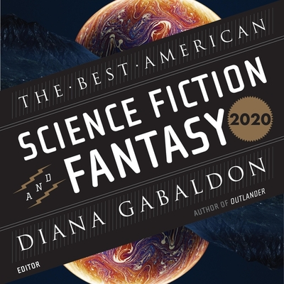The Best American Science Fiction and Fantasy 2020 Cover Image