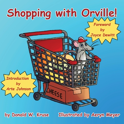 Shopping with Orville! Cover Image
