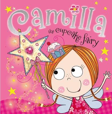 Camilla, the Cupcake Fairy Cover Image