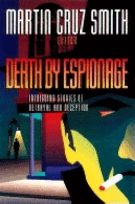 Death by Espionage Cover
