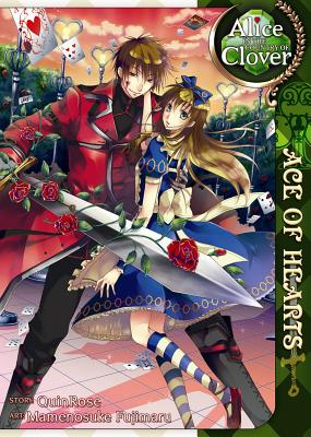 Alice in the Country of Clover Cover