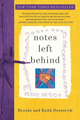 Notes Left Behind Cover