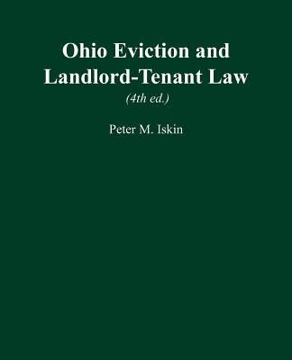 Ohio Eviction and Landlord-Tenant Law (4th Ed.) Cover Image