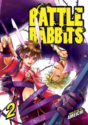 Battle Rabbits Vol. 2 Cover