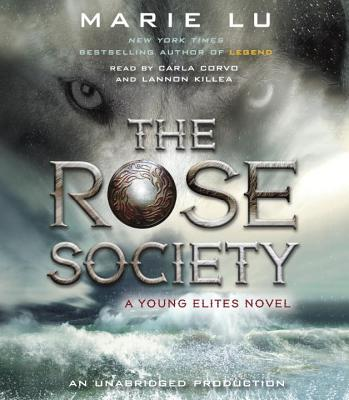 The Rose Society (The Young Elites) Cover Image