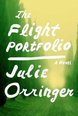 The Flight Portfolio: A novel Cover Image