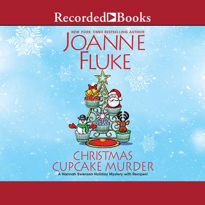 Christmas Cupcake Murder (Hannah Swensen Mysteries #26) Cover Image