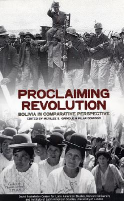 Cover for Proclaiming Revolution