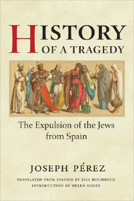 Cover for History of a Tragedy