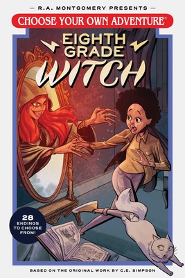 Choose Your Own Adventure Eighth Grade Witch Cover Image