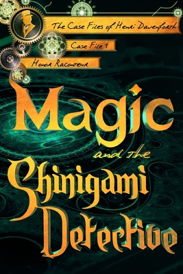 Magic and the Shinigami Detective Cover Image