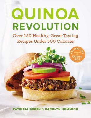 Quinoa Revolution Cover