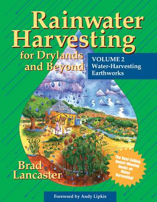 Water-Harvesting Earthworks Cover