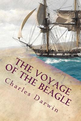 The Voyage of the Beagle: Illustrated Cover Image