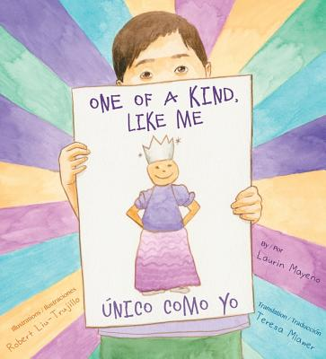 One of a Kind, Like Me / Único Como Yo Cover Image