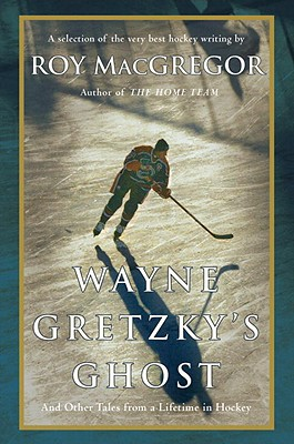 Wayne Gretzky's Ghost Cover