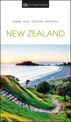 DK Eyewitness New Zealand (Travel Guide) Cover Image