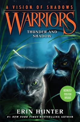 Warriors: A Vision of Shadows #2: Thunder and Shadow Cover Image