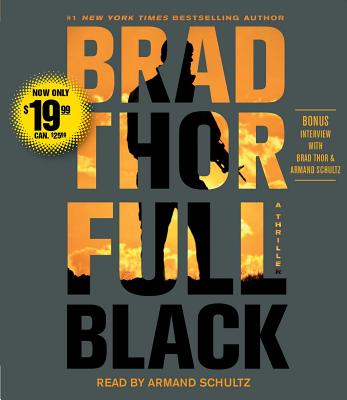 Full Black: A Thriller (The Scot Harvath Series #10) Cover Image