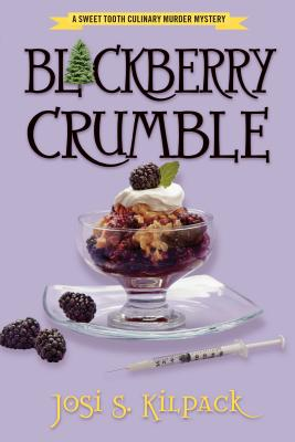 Blackberry Crumble (Culinary Mysteries (Deseret Book)) Cover Image