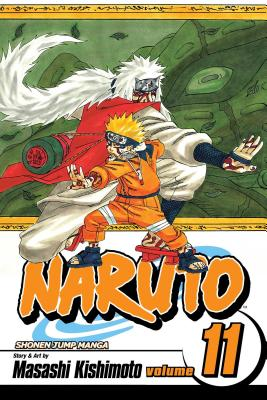 Naruto, Vol. 11 cover image