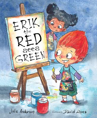 Erik the Red Sees Green Cover