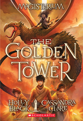 The Golden Tower (Magisterium #5) Cover Image