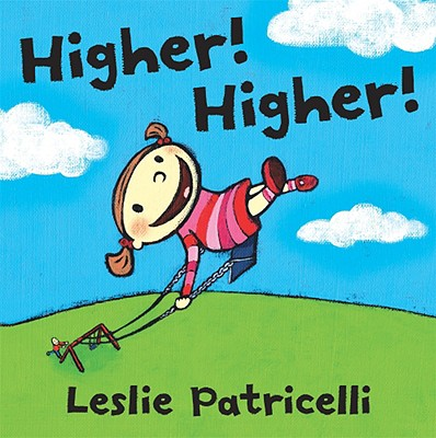 Higher! Higher! Cover