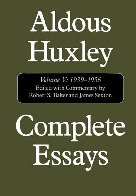 Complete Essays Cover