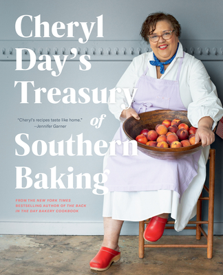 Cheryl Day's Treasury of Southern Baking Cover Image