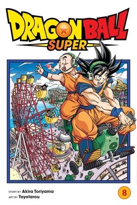 Dragon Ball Super, Vol. 8 cover image