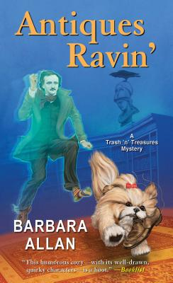 Antiques Ravin' (A Trash 'n' Treasures Mystery #13) Cover Image