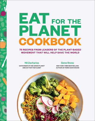 Eat for the Planet Cookbook Cover Image