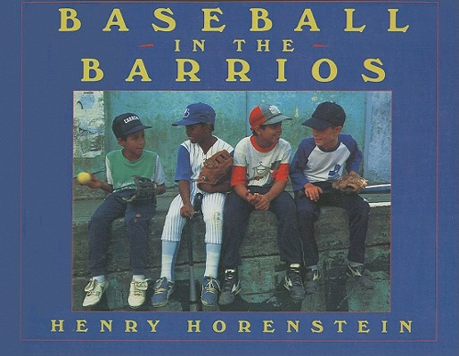 Baseball in the Barrios Cover Image