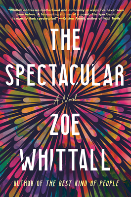 The Spectacular Cover Image