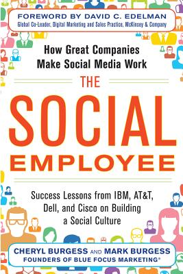 The Social Employee Cover