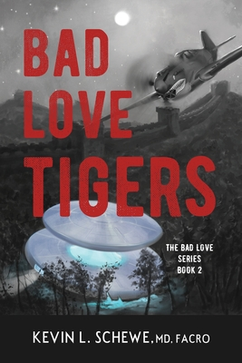 Bad Love Tigers: The Bad Love Series Book 2 Cover Image