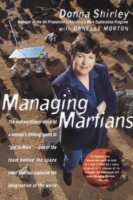 Managing Martians Cover