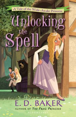 Unlocking the Spell Cover